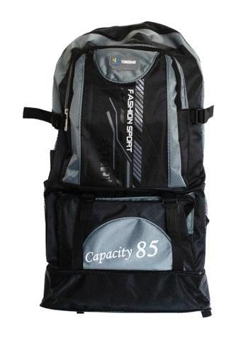 Рюкзак большой 85л Серый