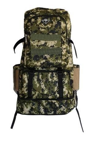 Рюкзак для рыбалки 8516 Зеленый камуфляж
