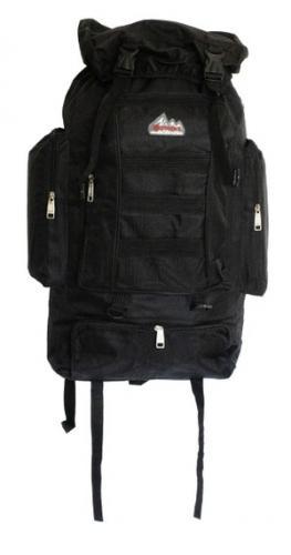 Рюкзак туристический 8524 Черный