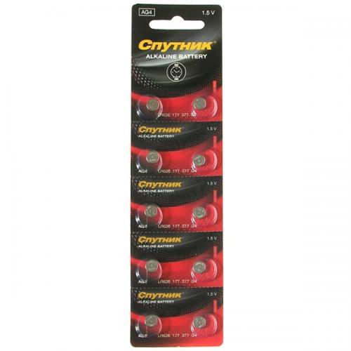Батарейки AG4/LR626/377