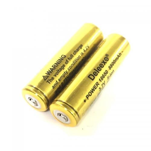 Аккумулятор 18650 Li-ion Deleex 8800mAh 3.7V