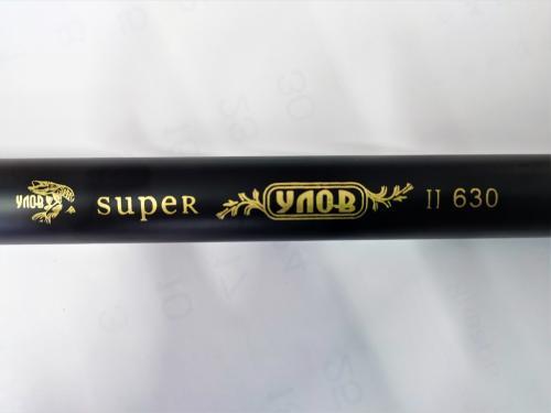 Маховое удилище Super Улов 6.3м