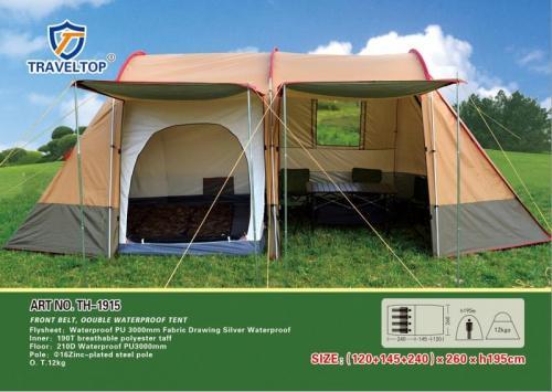 Палатка 4 местная Traveltop TH-1915