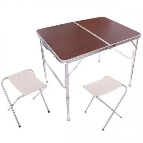 Набор стол со стульями 8812