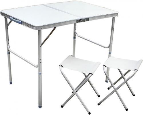 Туристический стол со стульями 8812