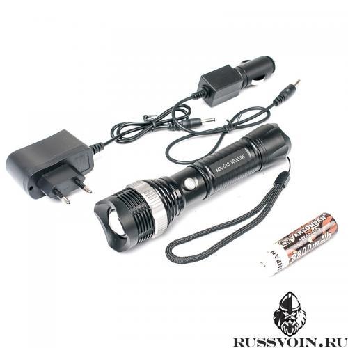 Светодиодный фонарь MX-513