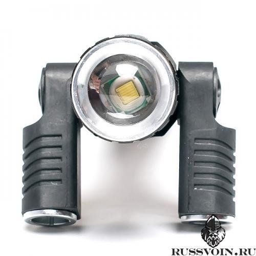 Фонарь светодиодный 3 led usb