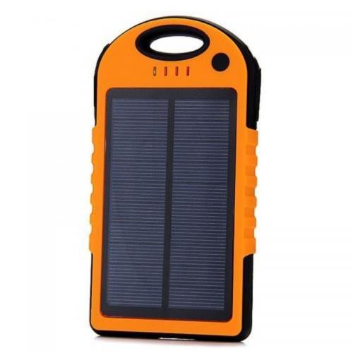 Внешний аккумулятор PowerBank Solar Charger