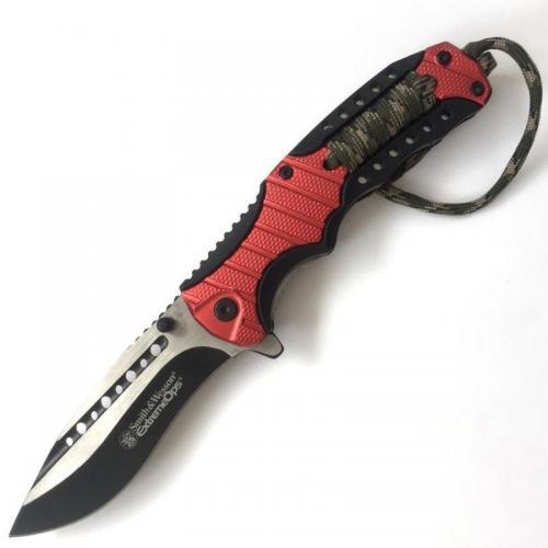 Складной нож Smith&Wesson Paracord