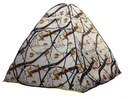 Палатка зимняя 1403А (2.4м*2.4м*1.7м)