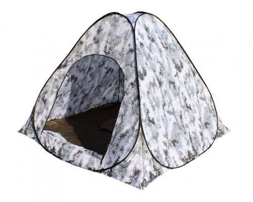 Палатка зимняя утепленная 1201 (2м*2м*1.7м)
