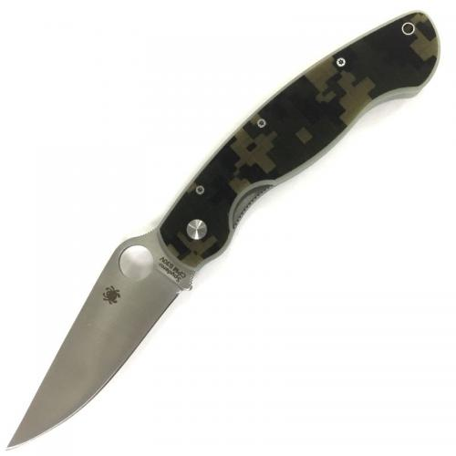 Складной нож Spyderco Military Camo