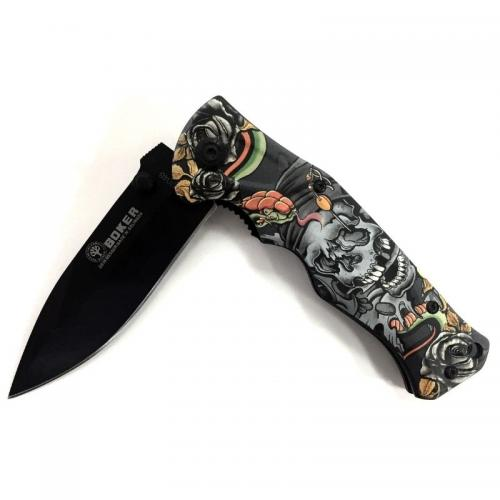 Нож Boker B048 Череп