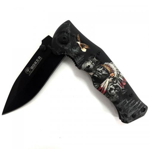 Нож Boker B048 Племя
