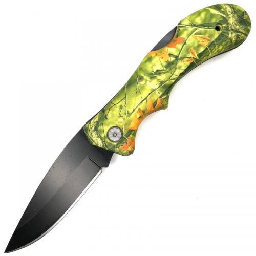 Складной нож Осень