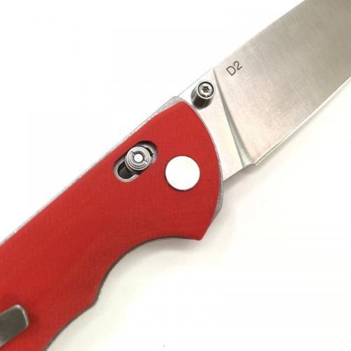 Нож Широгоров 100 Красный