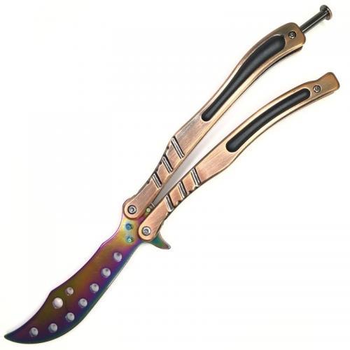 Тренировочный нож CS GO Градиент