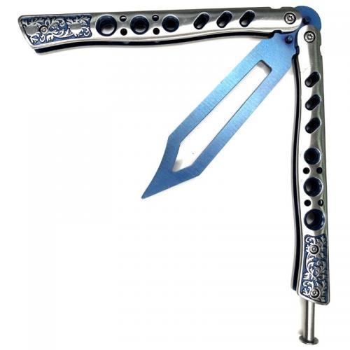 Нож для тренировки Меч Синий