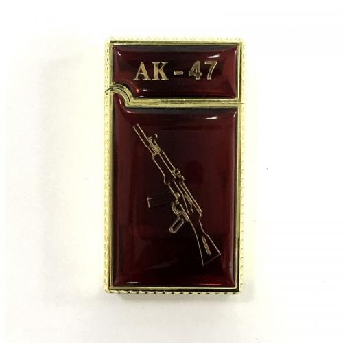 Турбо зажигалка АК-47