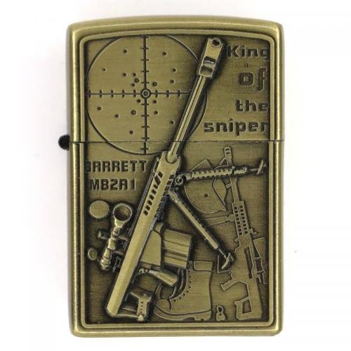 Зажигалка бензиновая Barrett M82A1