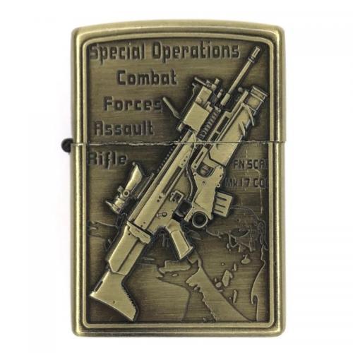 Зажигалка бензиновая FN SCAR
