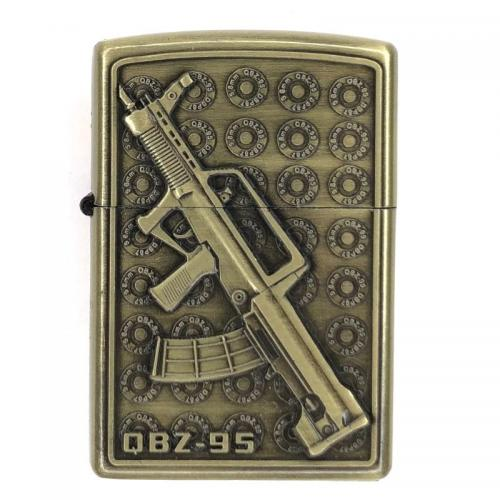 Зажигалка бензиновая QBZ-95