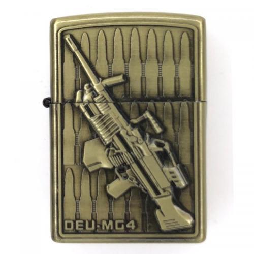 Зажигалка бензиновая DEU-MG4