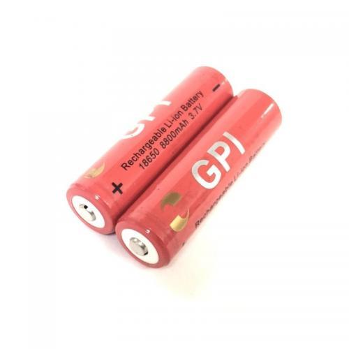 Аккумулятор 18650 GPI 3.7V 8800 mAh