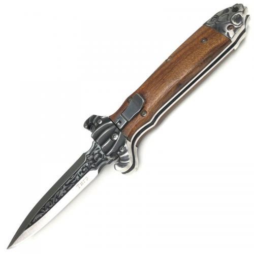 Складной нож 65х13 Тигр