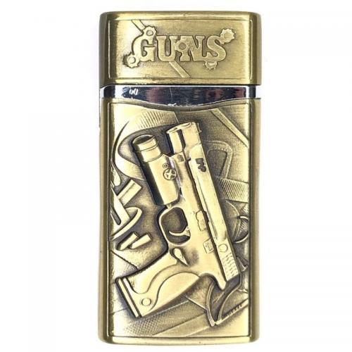Сувенирная зажигалка Guns