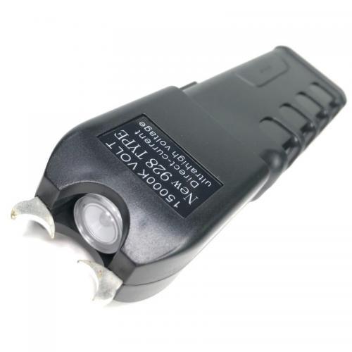 Электрошокер 928 фонарь