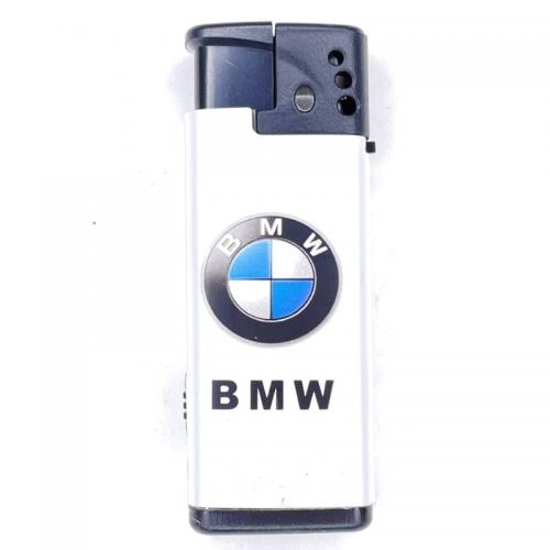 Газовая зажигалка BMW белая