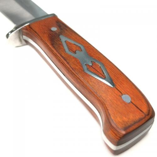 Нож Волк рукоятка
