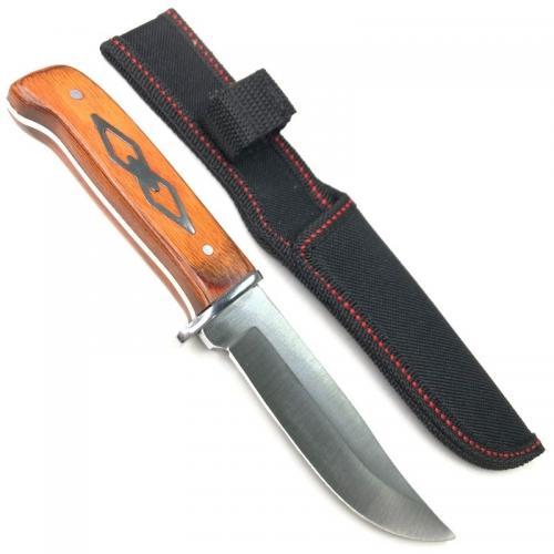 Нож Волк 65х13 с ножнами