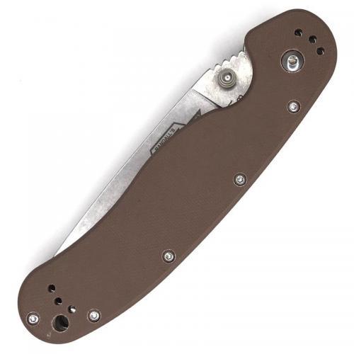 Нож Ontario RAT-1 сложенный