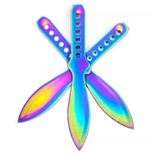 Метательные ножи Градиент