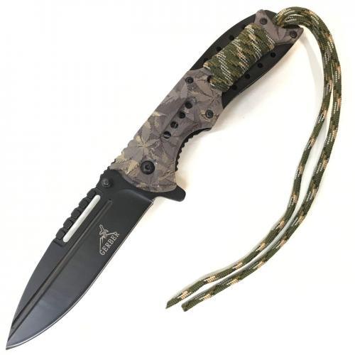 Складной нож Gerber Paracord