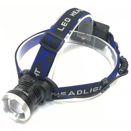 Налобный фонарь Police T24-P50