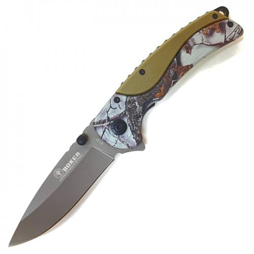 Складной нож Browning B137
