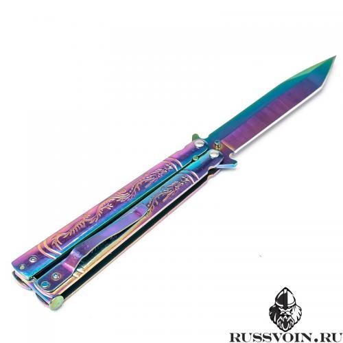 Нож-бабочка