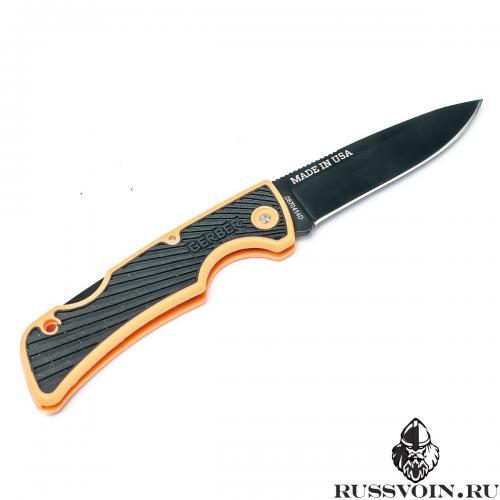 Складной нож Gerber Compact Orange