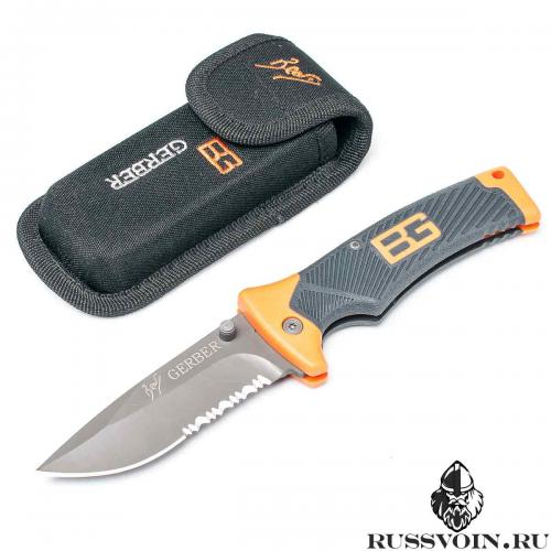 Нож Gerber Folding Sheath Knife фото