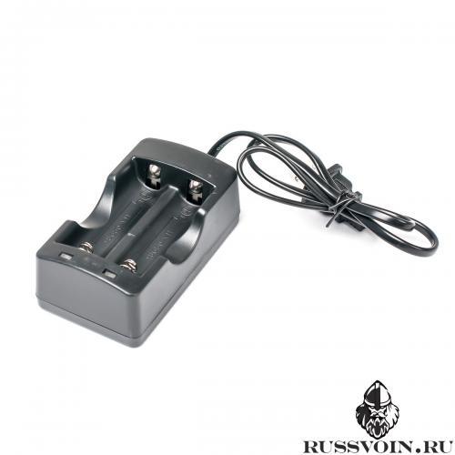 Зарядное устройство 18650 на 2 аккумулятора