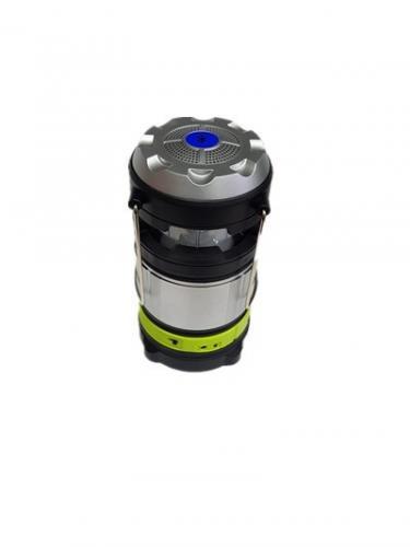 Кемпинговый фонарь с Bluetooth 5088