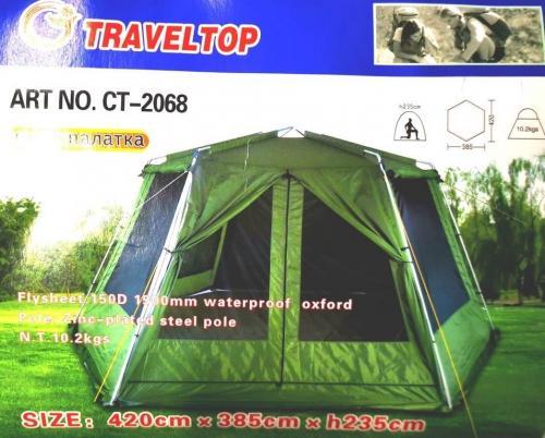 Палатка шатер 2068