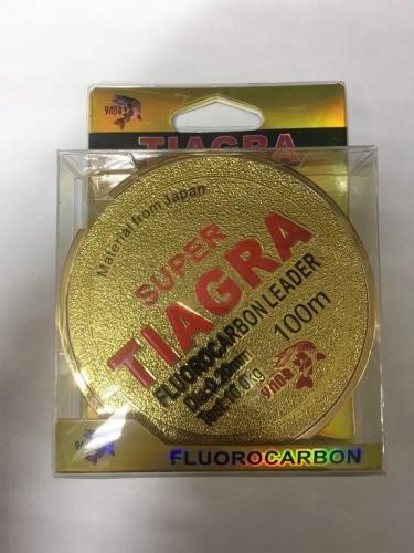 Флюрокарбоновая леска Tiagra 100м 0,25мм